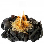 Угли, разжигатели